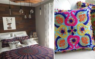 Renueva tu habitación: Piezas para lograr un estilo boho chic