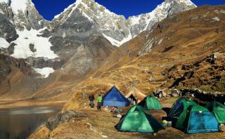 Impresionantes: 4 Reservas Naturales en las que puedes acampar