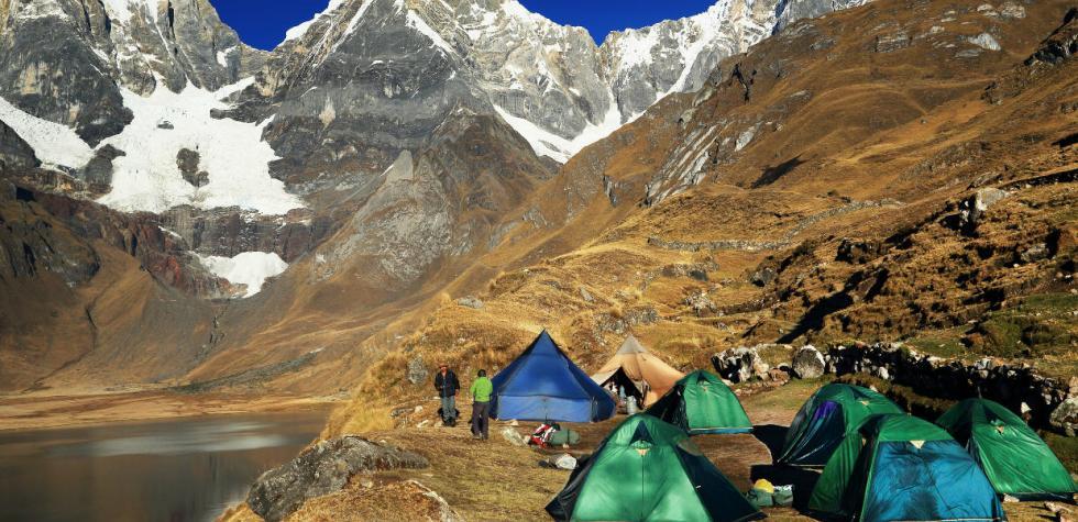 Los mejores lugares para acampar