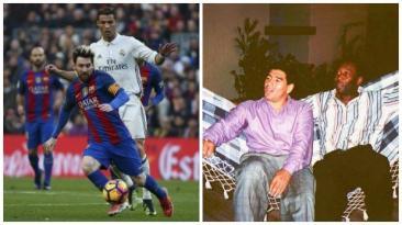 ¿Es Lionel Messi el mejor futbolista de la historia?