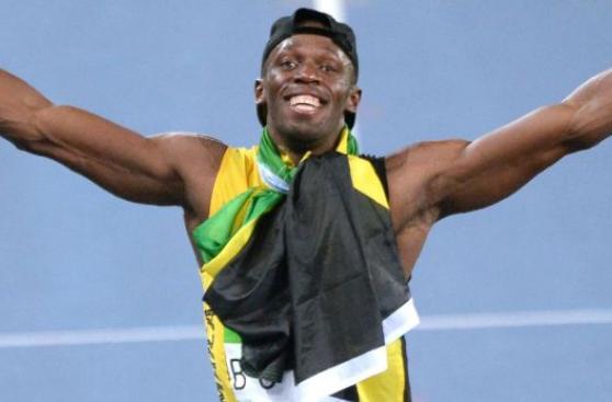 Bolt quiere ser uno de los 50 mejores futbolistas del mundo