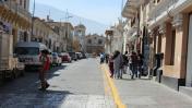 Arequipa: invierten S/5.8 millones en centro histórico [FOTOS]