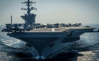 [BBC] ¿Por qué los portaaviones son un símbolo de poderío?