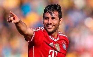 ¿Claudio Pizarro retornará por tercera vez al Bayern Múnich?