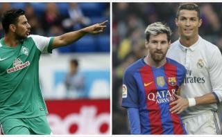 ¿Cristiano Ronaldo o Leo Messi? Claudio Pizarro respondió así