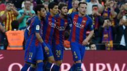 Barcelona goleó 4-1 al Villarreal en el Camp Nou por la Liga