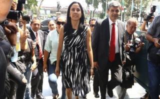 Comisión Lava Jato citará a Nadine Heredia para este viernes
