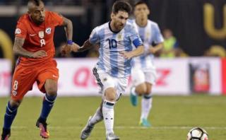 Messi: Arturo Vidal criticó a la FIFA por reducción de sanción