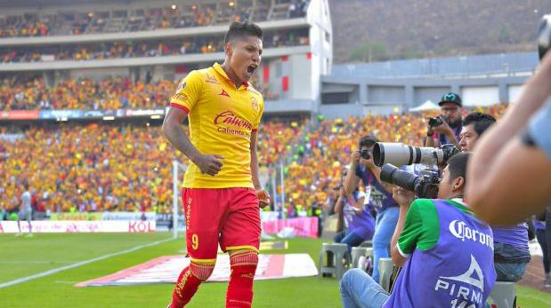 """Raúl Ruidíaz: """"Marca"""" lo bautizó como el """"héroe michoacano"""""""