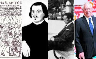 Historia de las literaturas en el Perú: letras en el tiempo