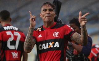 Paolo Guerrero: la locura que genera en los hinchas de Flamengo
