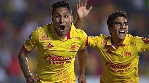 Raúl Ruidíaz: el gran secreto del goleador de moda en México