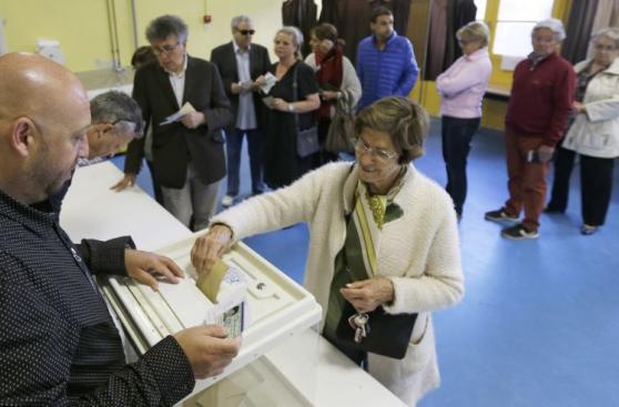 Francia: La decisiva segunda vuelta en fotos