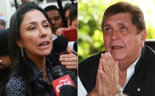 "Nadine Heredia responde a Alan García: ""No sea llorón"""
