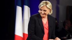 """Le Pen tras derrota: """"La política de Francia está descompuesta"""""""