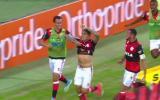 La desaforada narración brasileña del gol de Guerrero [VIDEO]