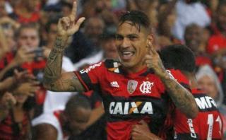 ¡Flamengo campeón del Torneo Carioca! Ganó con gol de Guerrero