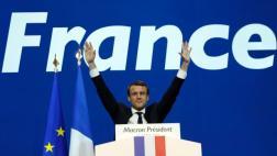 Francia elige a Emmanuel Macron y derrota al populismo