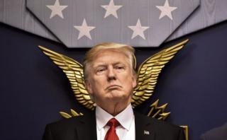 El extraño caso de Donald Trump