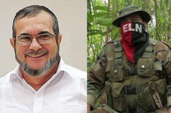 Líderes de las FARC e insurgentes del ELN se reunirán en Cuba