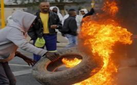 Sudáfrica: protestas por falta de vivienda en Johannesburgo