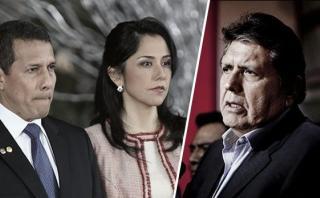 Los Humala y Alan García: una rivalidad de más de una década