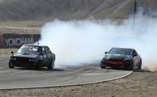 Drifting: Adrian Riesser se quedó con la primera fecha