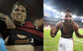 ¿Qué tipo de prenda usó Paolo Guerrero al campeonar en Brasil?