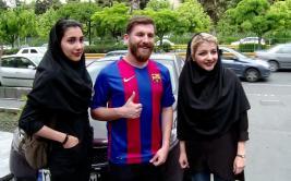 """""""Gemelo"""" de Messi es arrestado por alterar el orden público"""