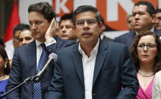 "Galarreta le pide a PPK tener ""valentía"" e indultar a Fujimori"