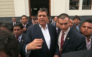 """Alan García dice que hay 35 siglas """"AG"""" en agendas de Odebrecht"""