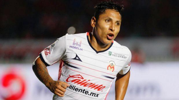 Ruidíaz batió este récord tras coronarse goleador en México