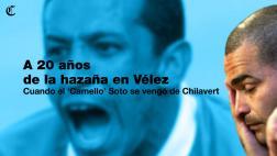 Sporting Cristal: el día que Soto le tapó la boca a Chilavert
