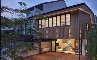 En 250 m2: Esta casa es una oda a la amplitud y la calidez