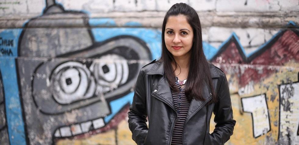 Conversamos con autora elegida en lista Bogotá39