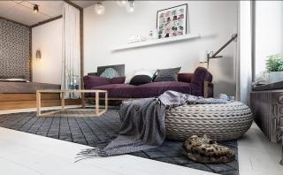 Descubre esta acogedora casa de solo 24 m2