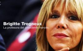 Brigitte Macron, la profesora que lo dejó todo por amor
