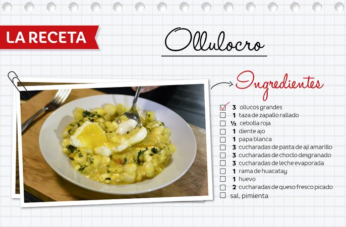 [VIDEO] ¿Cómo preparar un delicioso plato con olluco y zapallo?