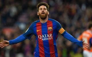 La increíble colección de camisetas que tiene Lionel Messi