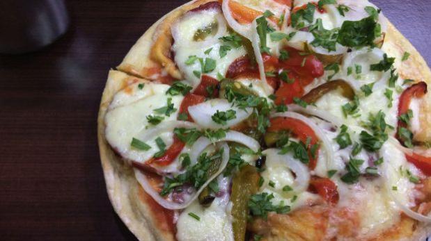Italian Food, la pizza de la que todos hablan en Surquillo