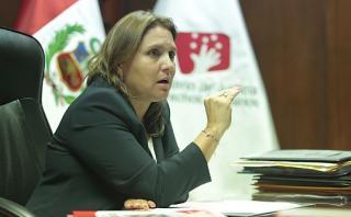 """Pérez Tello: situación de Fujimori """"está en manos del Congreso"""""""