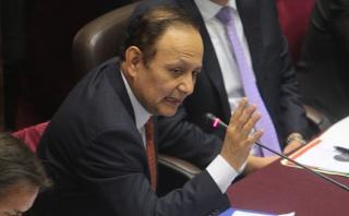 """""""El indulto humanitario es para casos de enfermedad terminal"""""""