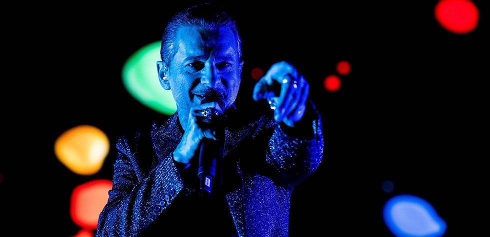 Conversamos con el líder de Depeche Mode