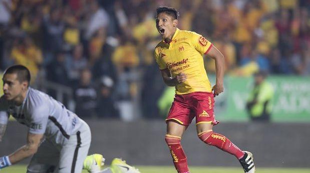 Ruidíaz: el gol de 20 millones que cambió la vida de Morelia