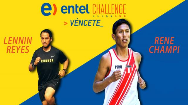 EntelChallenge: estos corredores lideran el ránking