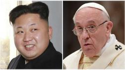 """""""Si el Papa quiere visitar Corea del Norte, le damos la visa"""""""