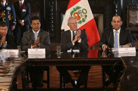 Zavala: GORE Ejecutivo terminó con 620 acuerdos nuevos [FOTOS]