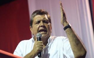 """García reitera que hay siglas """"AG"""" en proyectos de otros países"""