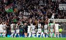 Juventus: así festejó el pase a la final de Champions League