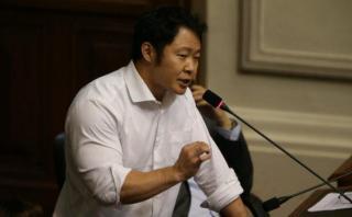 Kenji: Llegó momento de que FP luche por libertad de Fujimori